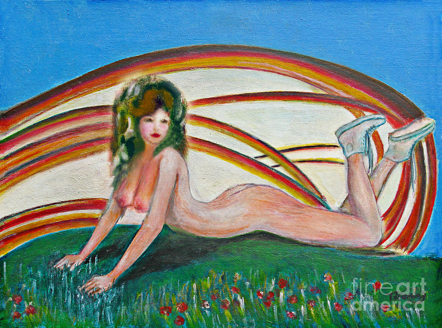 Cherry nude 2 by Tom Conway