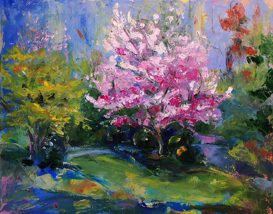 Cherry Rivalry  by Ann Bailey