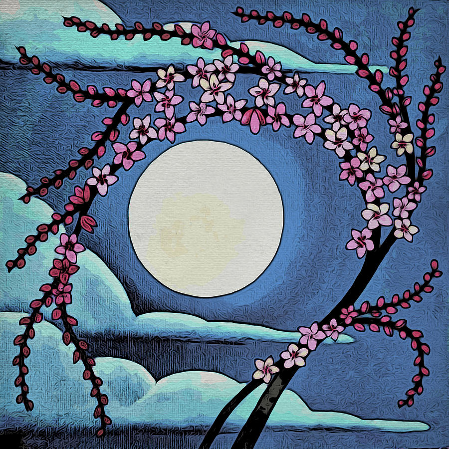 Cherry Whip Moon by Paisley O'Farrell