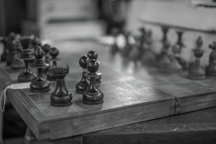 Chess Photograph by Gary Brown