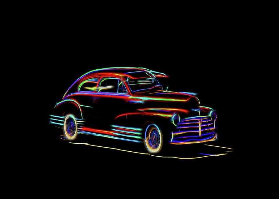 Chevrolet Fleetline by Cathy Anderson