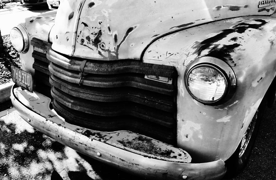 Chevrolet Photograph - Chevrolet by Peggy Leyva Conley