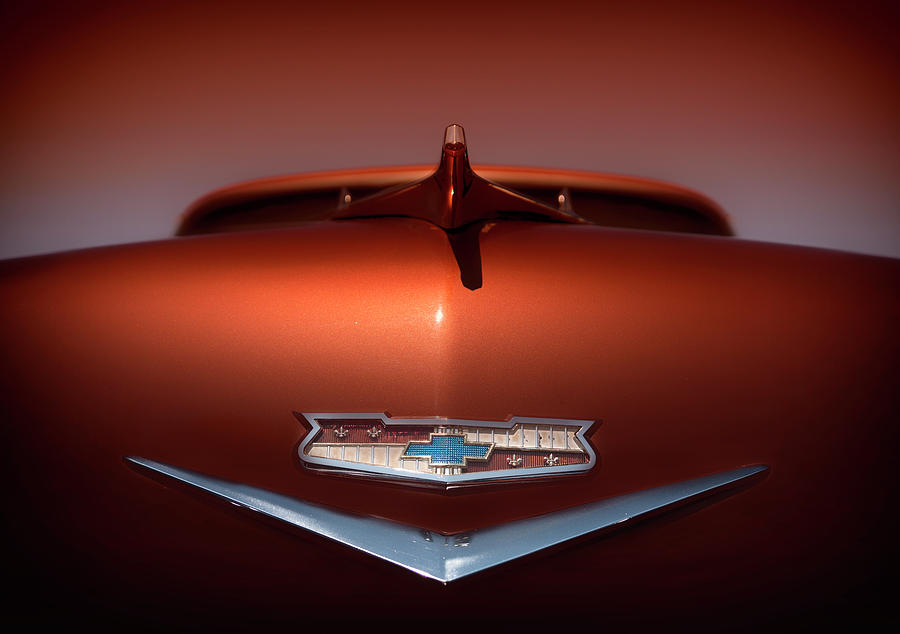 Chevy Photograph - Chevy Nomad by Larry Helms
