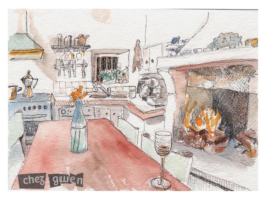 Chez Gwen by Tilly Strauss