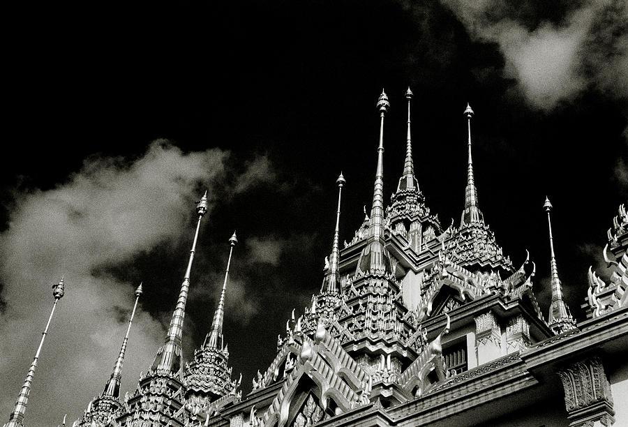 Chiaroscuro Of Buddhism by Shaun Higson