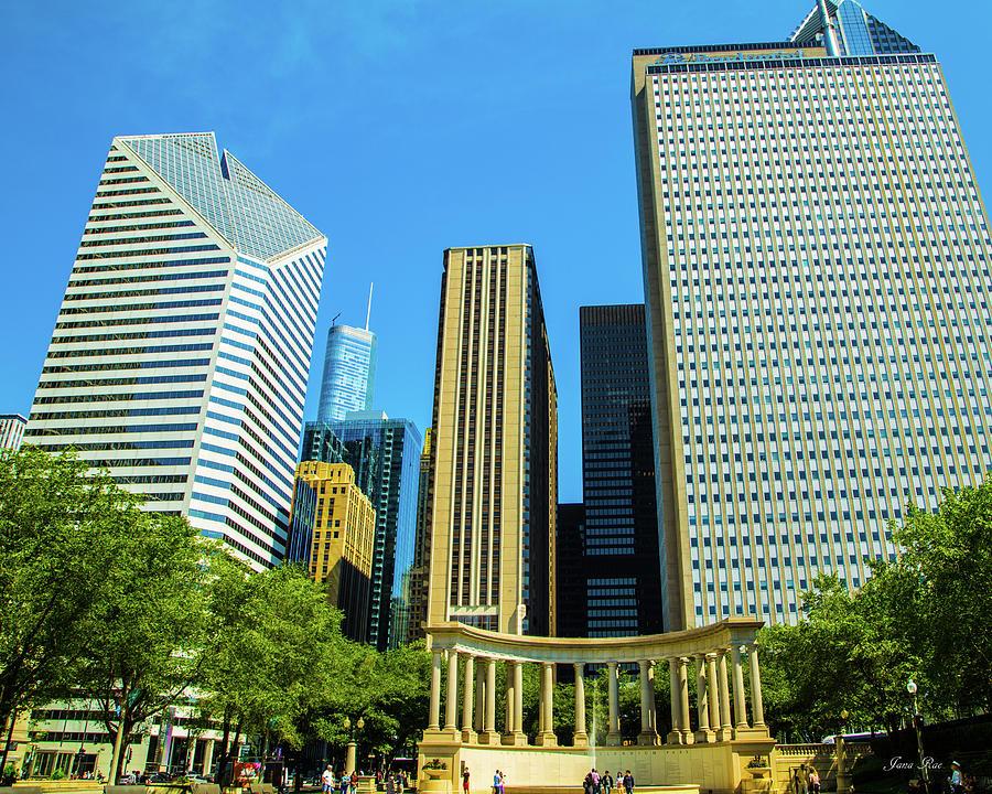 Chicago 7951 by Jana Rosenkranz