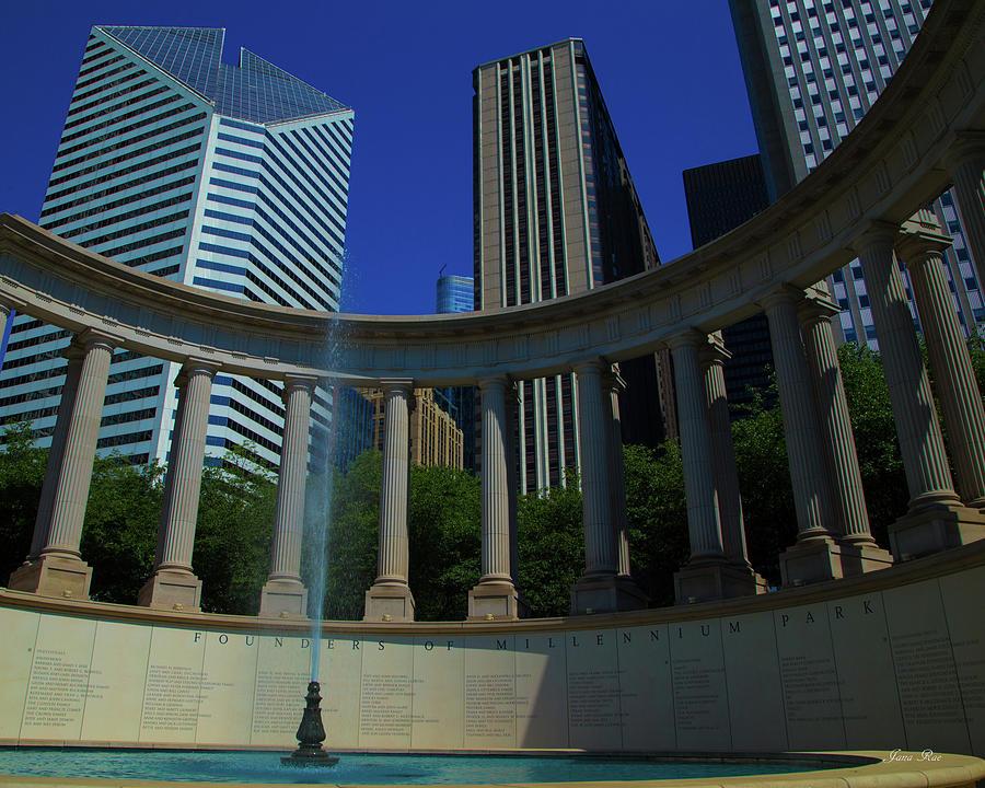 Chicago 7965 by Jana Rosenkranz