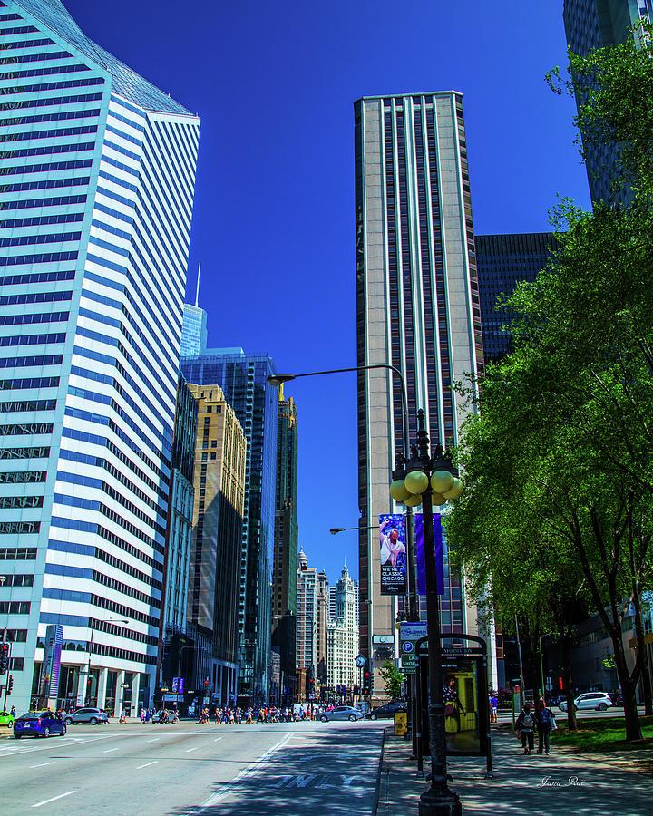 Chicago 7967 by Jana Rosenkranz