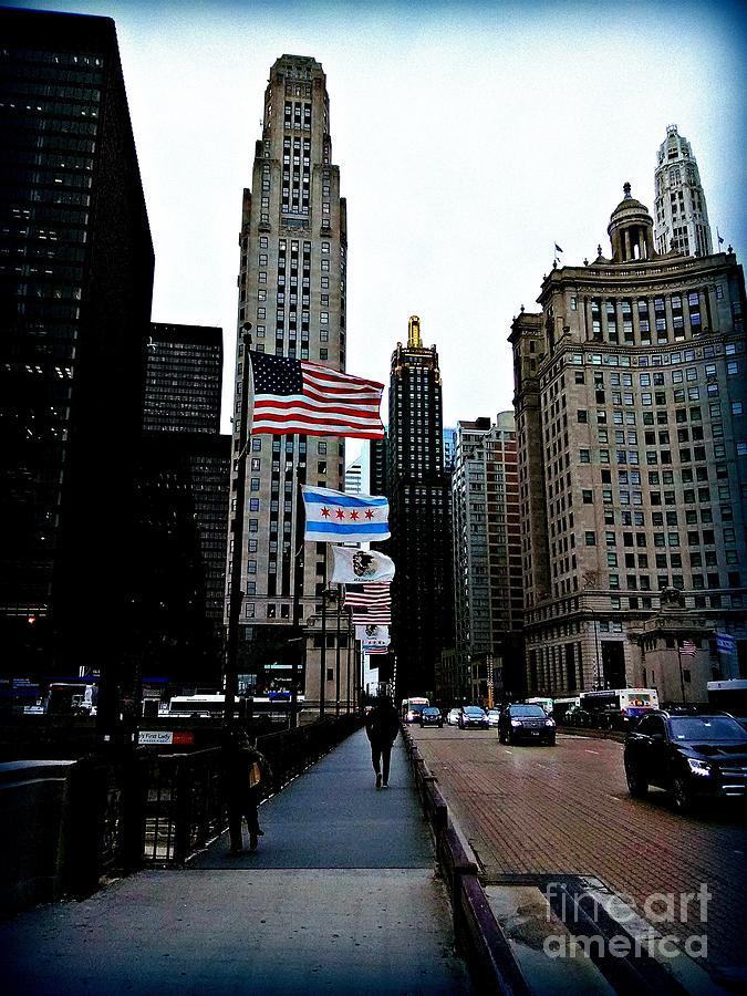 Chicago. Americas Windy City Photograph