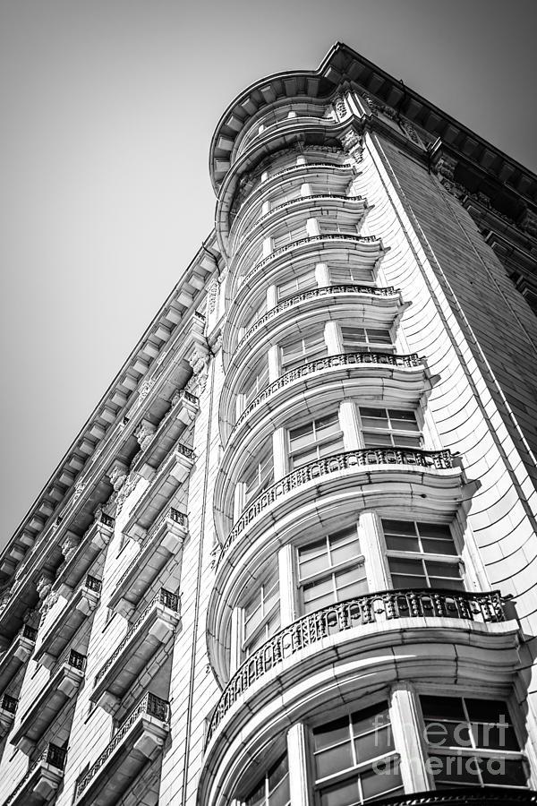 Chicago Architecture Black And White chicago architecture black and white - home design ideas