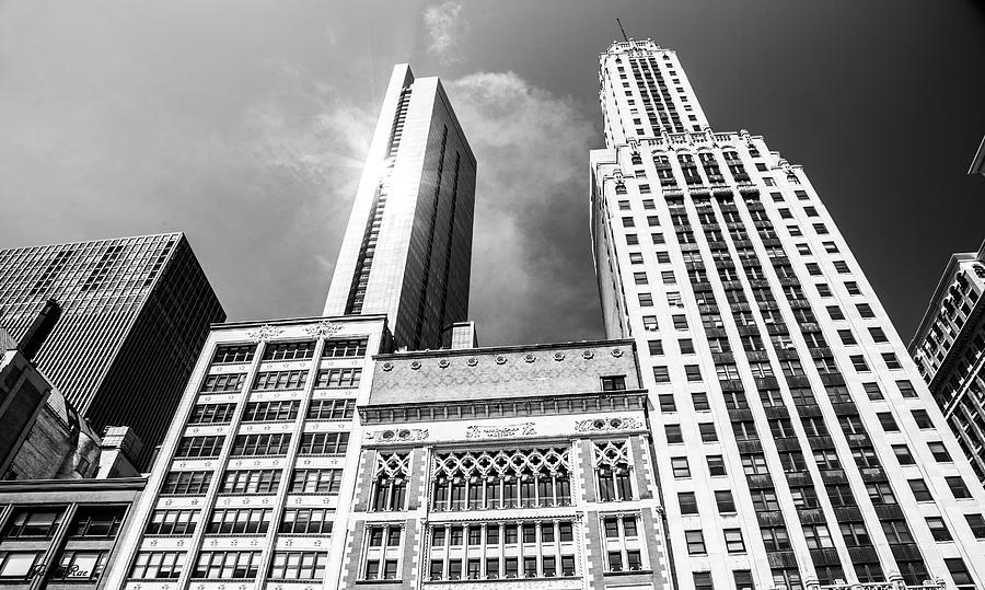 Chicago Black and White #2 by Jana Rosenkranz