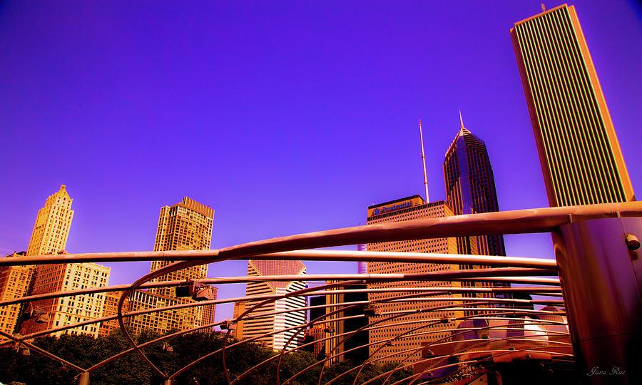 Chicago Bronze by Jana Rosenkranz