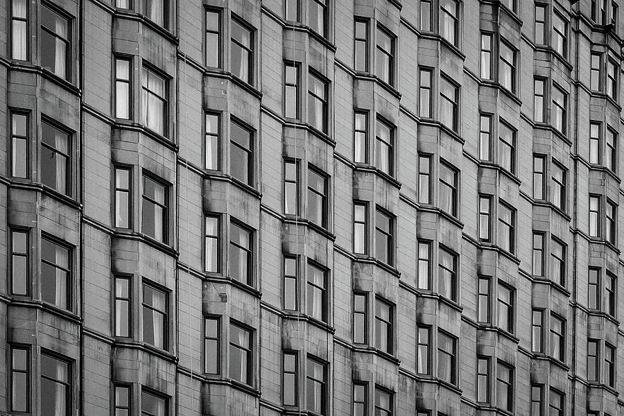Chicago Facade Pattern by John McArthur