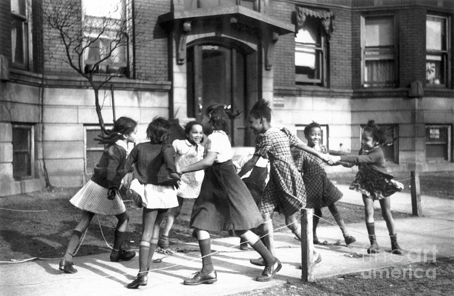 1941 Photograph - Chicago, Illinois, 1941 by Granger