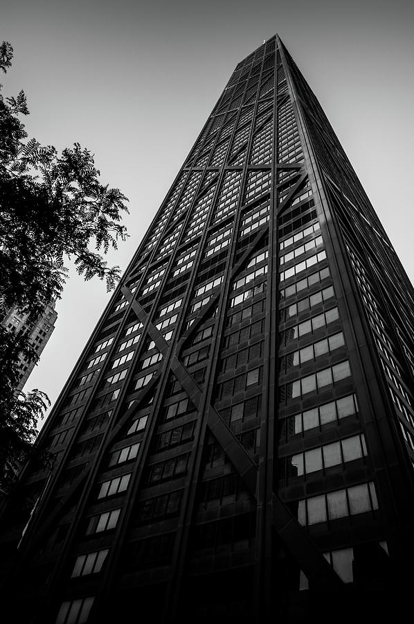 Chicago - John Hancock by Miguel Winterpacht