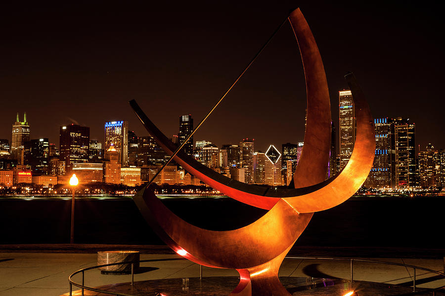 Chicago Nights by Miguel Winterpacht