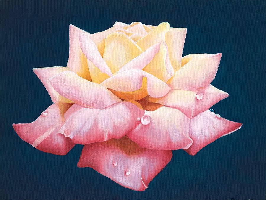 Rose Painting - Chicago Peace by Susan Twyman