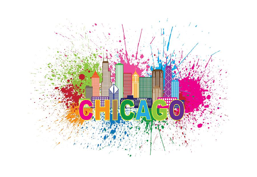 Chicago Wall Art Canvas