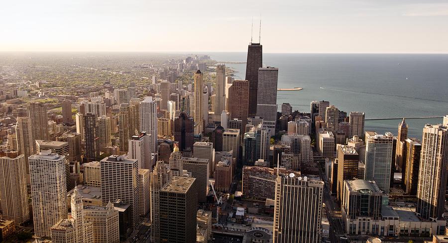 Chicago Photograph - Chicago by Steve Gadomski