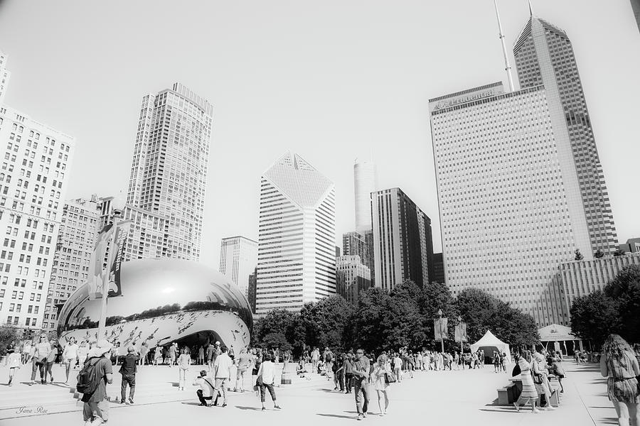 Chicago Washed Out by Jana Rosenkranz