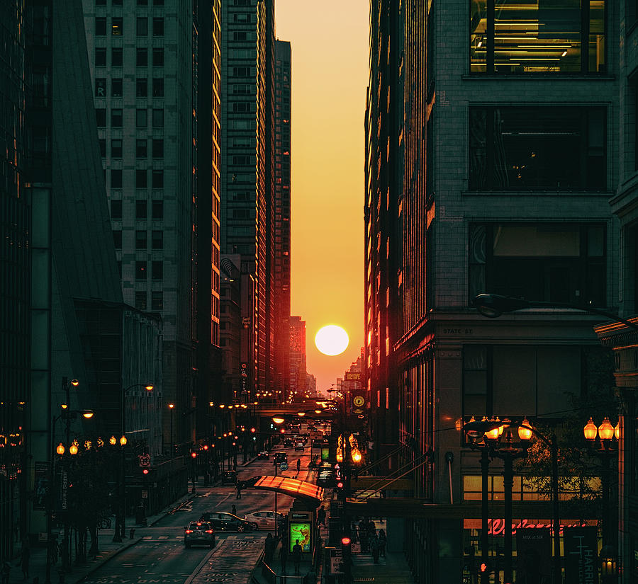 ChicagoHenge by Nisah Cheatham