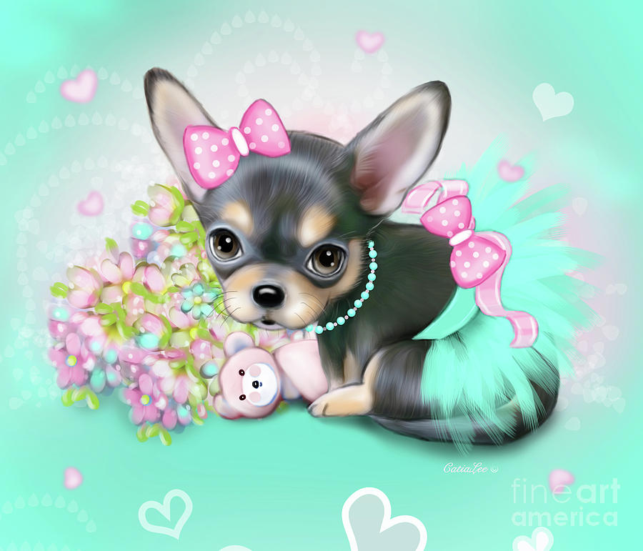 ChiChi Sweetie by Catia Lee
