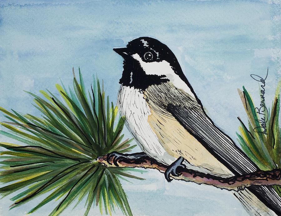 Chickadee by Dale Bernard