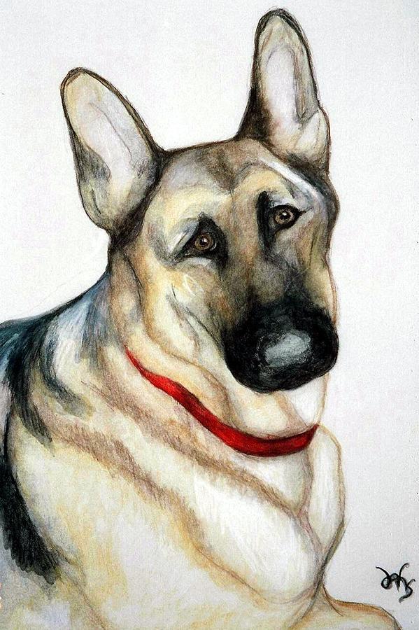 Chief Painting by Debra Sandstrom