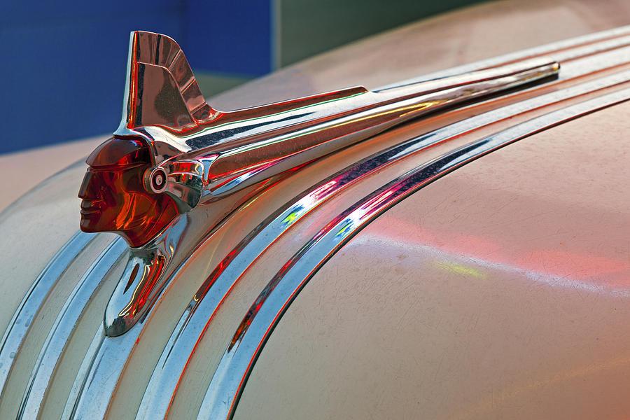 Pontiac Photograph - Chieftan by Rick Pisio