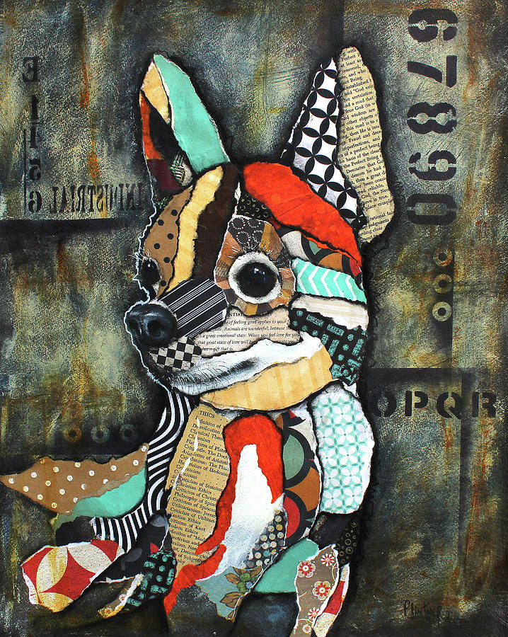 Chihuahua 2 by Patricia Lintner