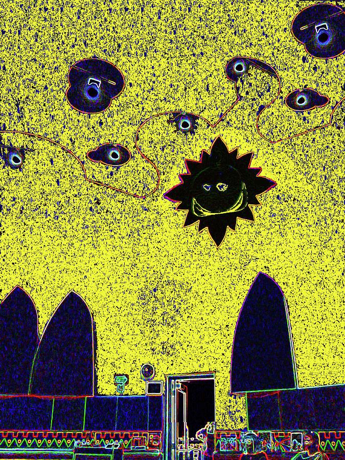 Kids Digital Art - Child Art by Bruce Iorio