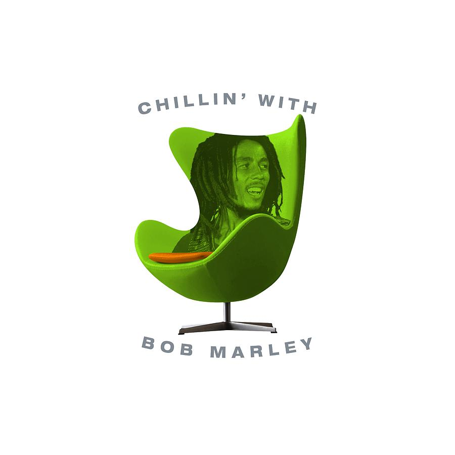 Groovy Chillin With Bob Marley Pabps2019 Chair Design Images Pabps2019Com