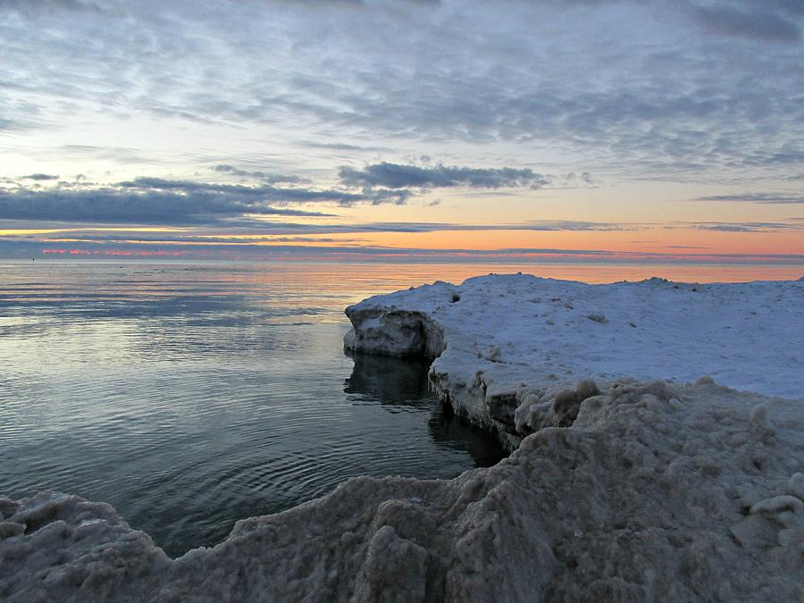 Chilly View by Greta Larson Photography