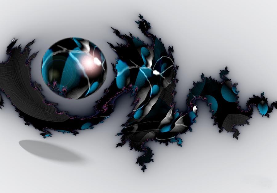 China Dragon Digital Art by Veronica Jackson