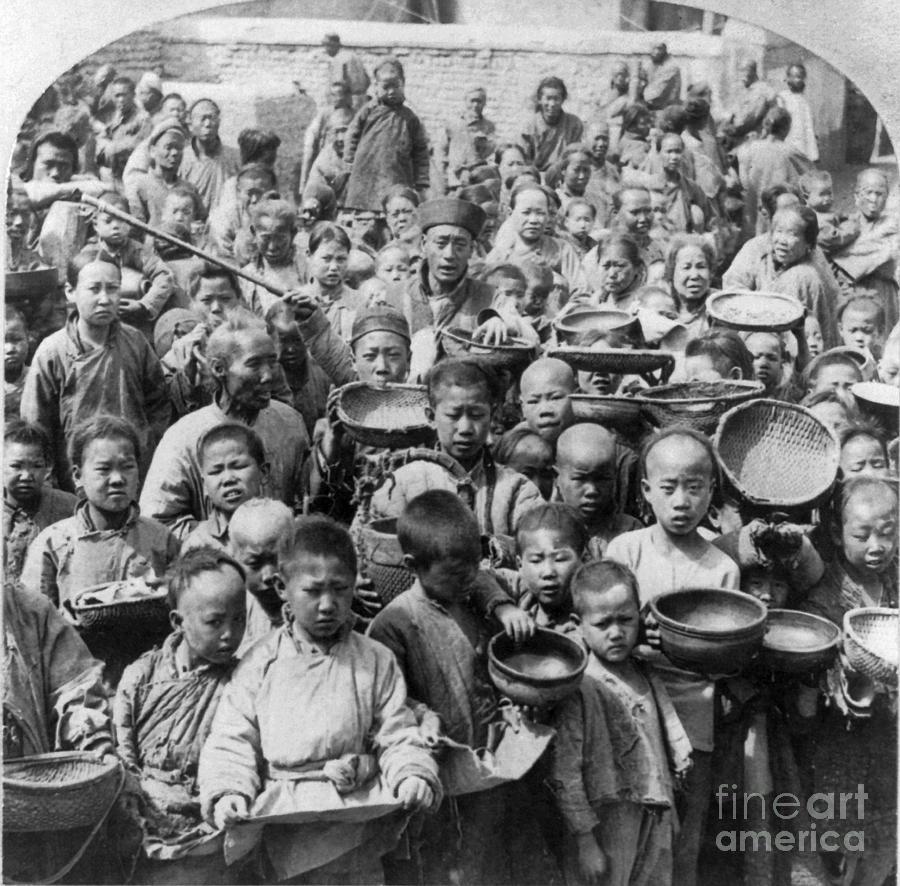 1902 Photograph - China: Peking, C1902 by Granger