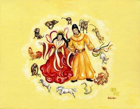 Chinese Zodiac by Caroline Patrick