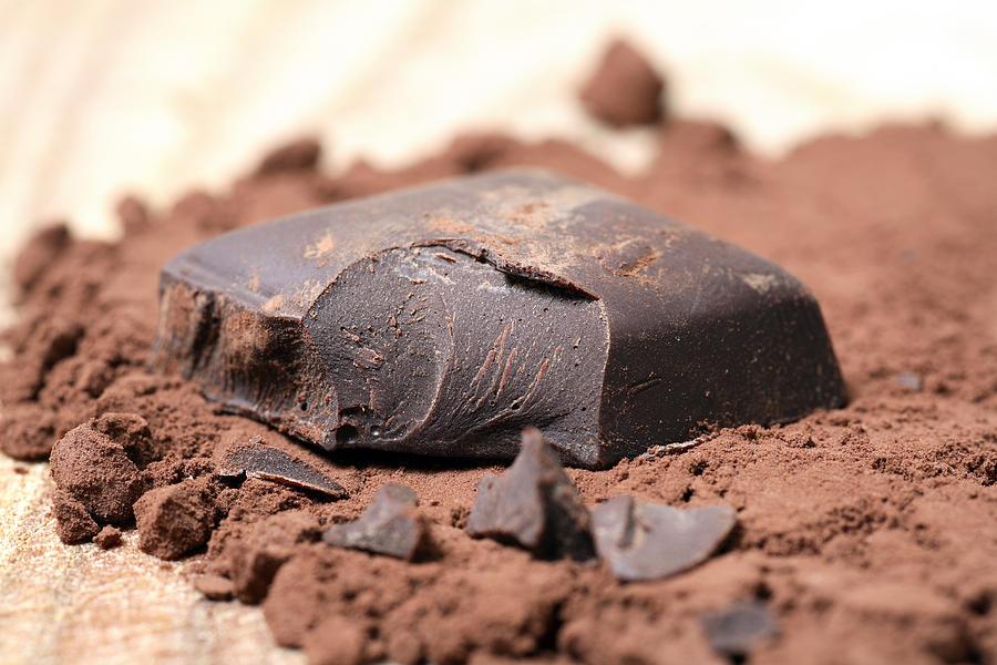 Chocolate Photograph - Chocolate by Frank Tschakert