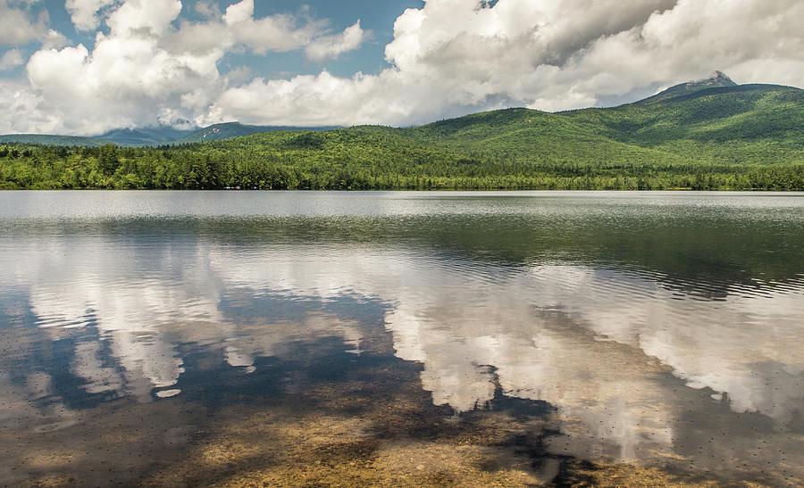 Chocorua Photograph - Chocorua Lake Reflections by Debbie Gracy