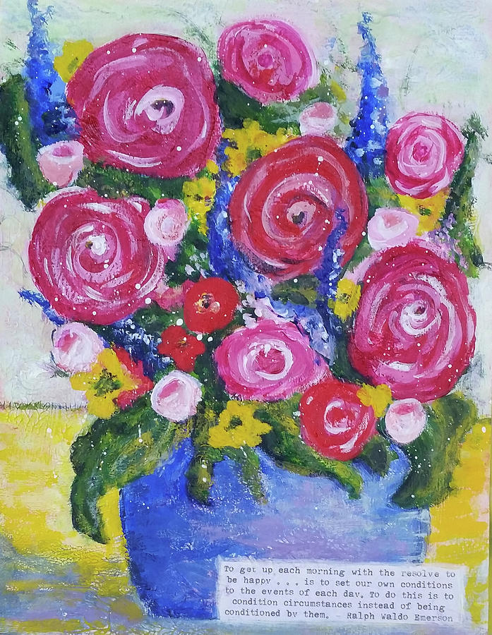 Choice Bouquet by Jenny Mead