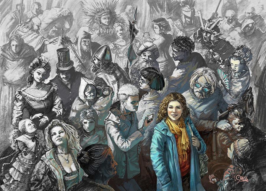 Choice Digital Art by Odysseas Stamoglou