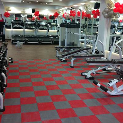Choosing To Get The Benefits Of Silicone Gym Flooring Drawing by Wonderfloor Wonderfloor