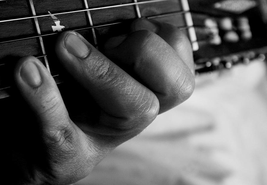 Chords Photograph by Carmen Sandoval