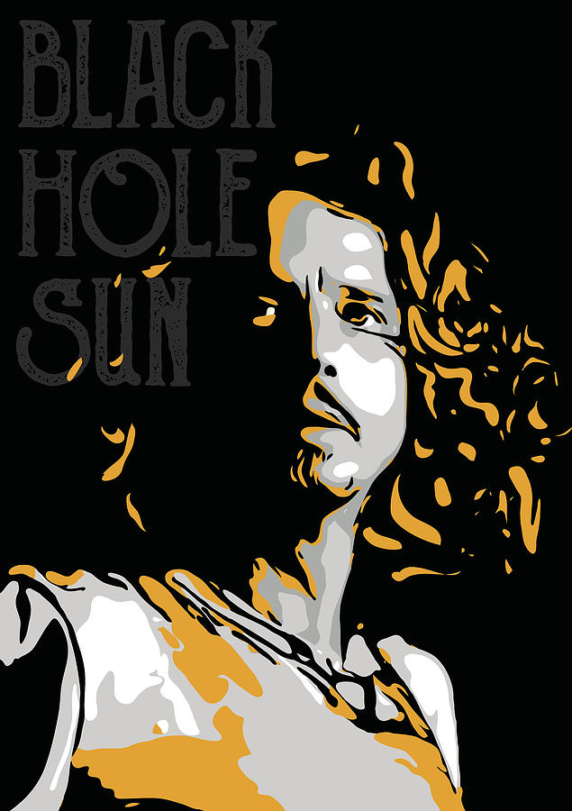 Chris Cornell Digital Art - Chris Cornell by Greatom London