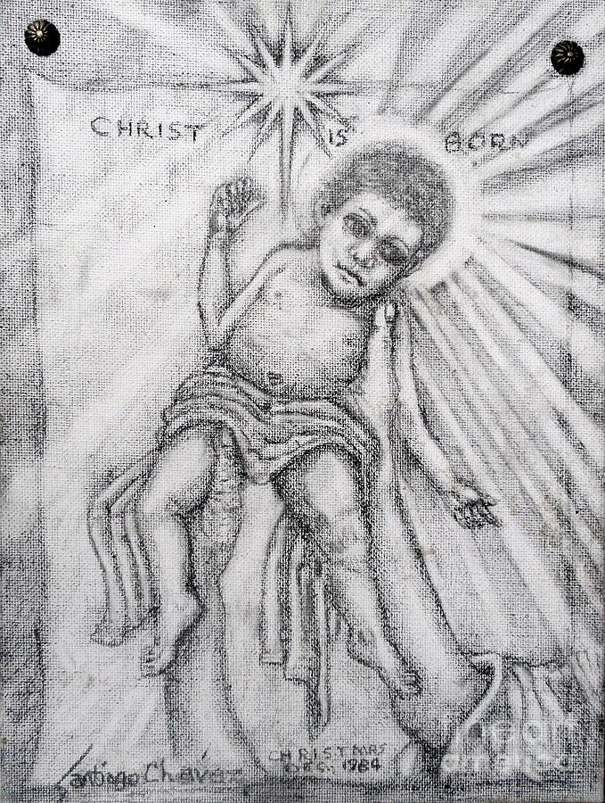 Christ Is Born by SANTIAGO CHAVEZ