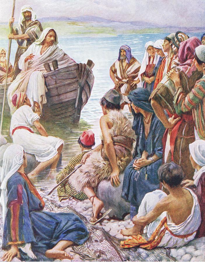 Phụng vụ Lời Chúa: Chúa Nhật XVI Thường Niên - năm B