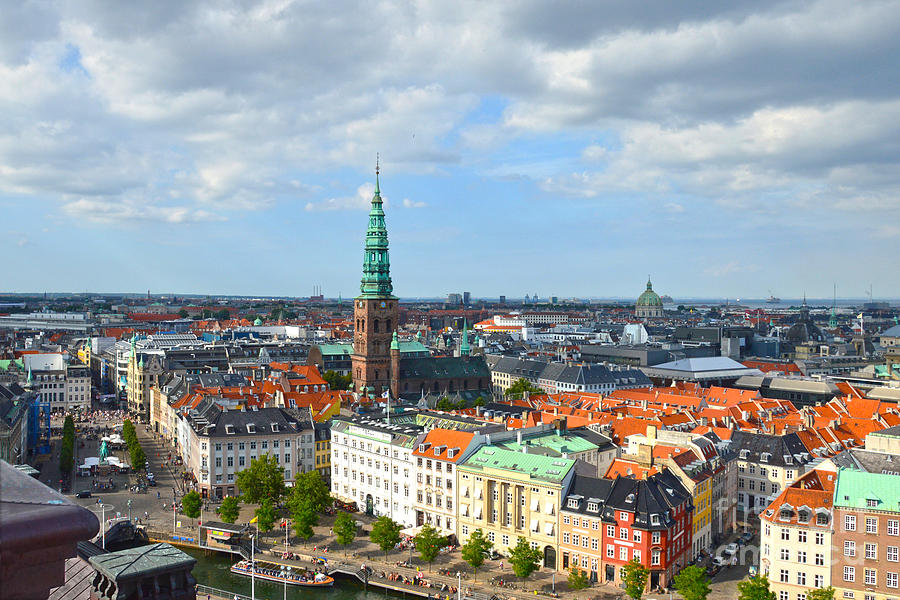 Image result for christiansborg tower
