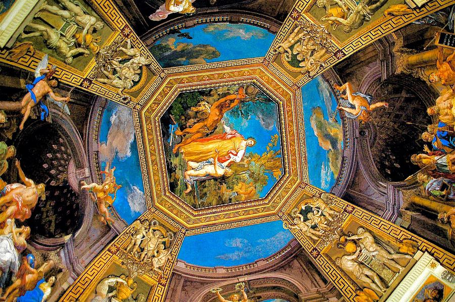 How To Photograph Sistine Chapel Tour