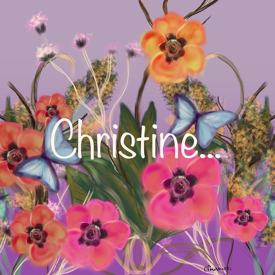 Christine by Christine Fournier
