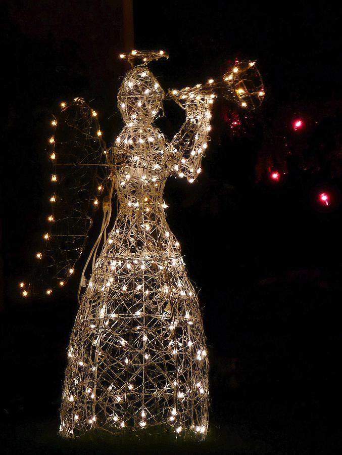 angel photograph christmas angel by lori seaman
