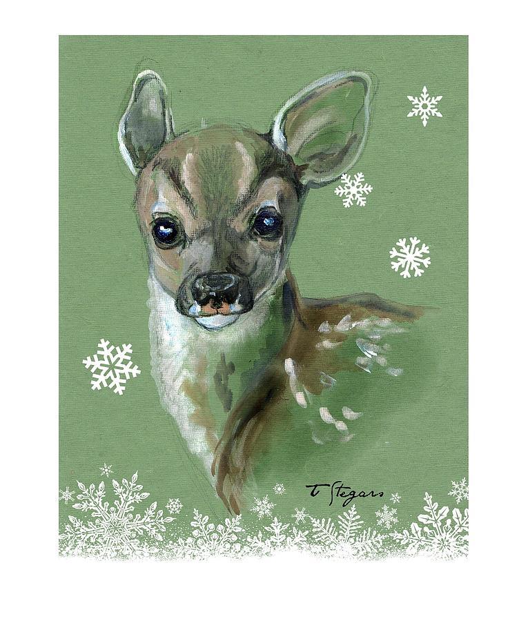 Christmas Baby by Tarja Stegars